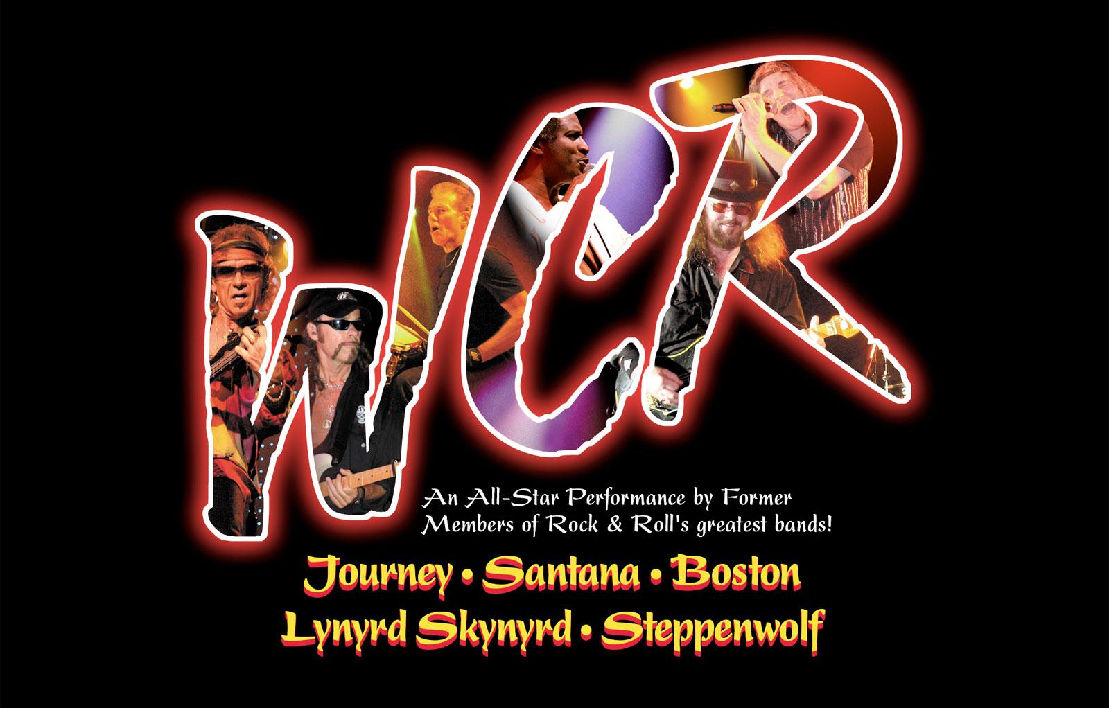 World Classic Rockers logo